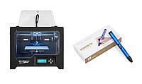 Принтер для 3D друку  Flashforge Creator Pro + 3D ручка