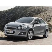 Тюнинг для Chevrolet Aveo (2012- ) (шевроле авео)