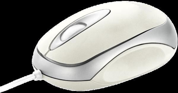 Мышь Trust Centa Mini Mouse - White, фото 2