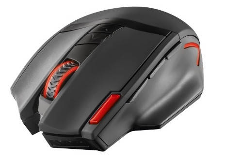 Мышь Trust GXT 130 Wireless Gaming Mouse, фото 2