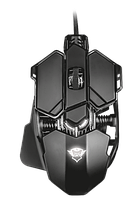 Мышь Trust GXT 138 X-Ray Illuminated gaming mouse, фото 2
