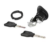 Личинка замка багажника с ключом VALEO Dacia / Renault Logan фаза 1/2, Renault Twingo 1, фото 1