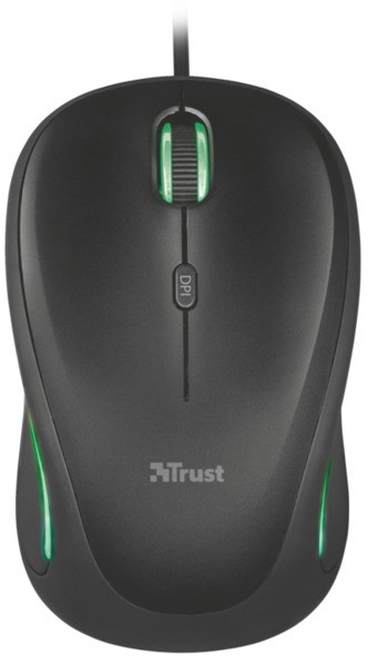 Мышь Trust Yvi FX Compact Mouse