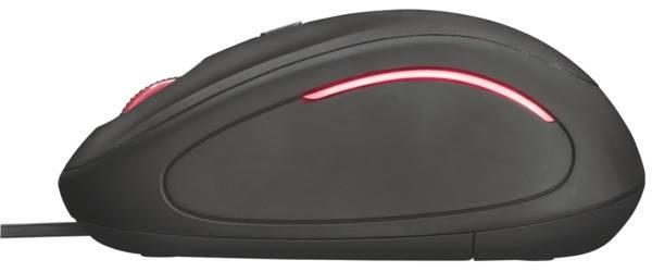 Мышь Trust Yvi FX Compact Mouse, фото 2