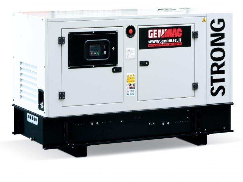 Дизельный генератор Genmac Strong G60PS (48 кВт)