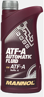 Трансмісійне масло Mannol ATF-A Automatic Fluid 1L