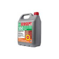 Средство для удаления минеральных высолов ECOSEPT – 550