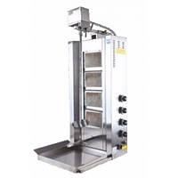 Аппарат для шаурмы газовый  с приводом Remta D16 LPG (50 кг)
