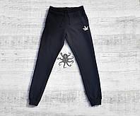 Мужские спортивные штаны, чоловічі спортивні штани Марихуана(белая эмблема),Реплика