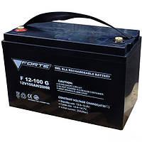 AGM аккумулятор для ИБП Forte F12-100G