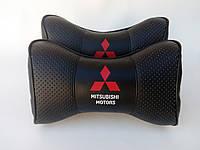 Підголовник (подушка) MITSUBISHI BLACK