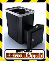 """Дровяная печь для бани """"Классик"""" Новаслав с выносной топкой"""