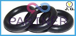 Упаковка резиновых прокладок на шток сумской кран буксы (12.5х7.5х2.5) (кольцо) (100шт)