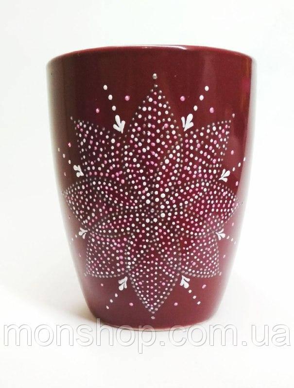 Чашка бордо 330 мл