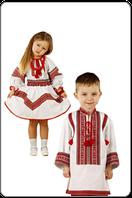 Национальная украинская одежда для детей