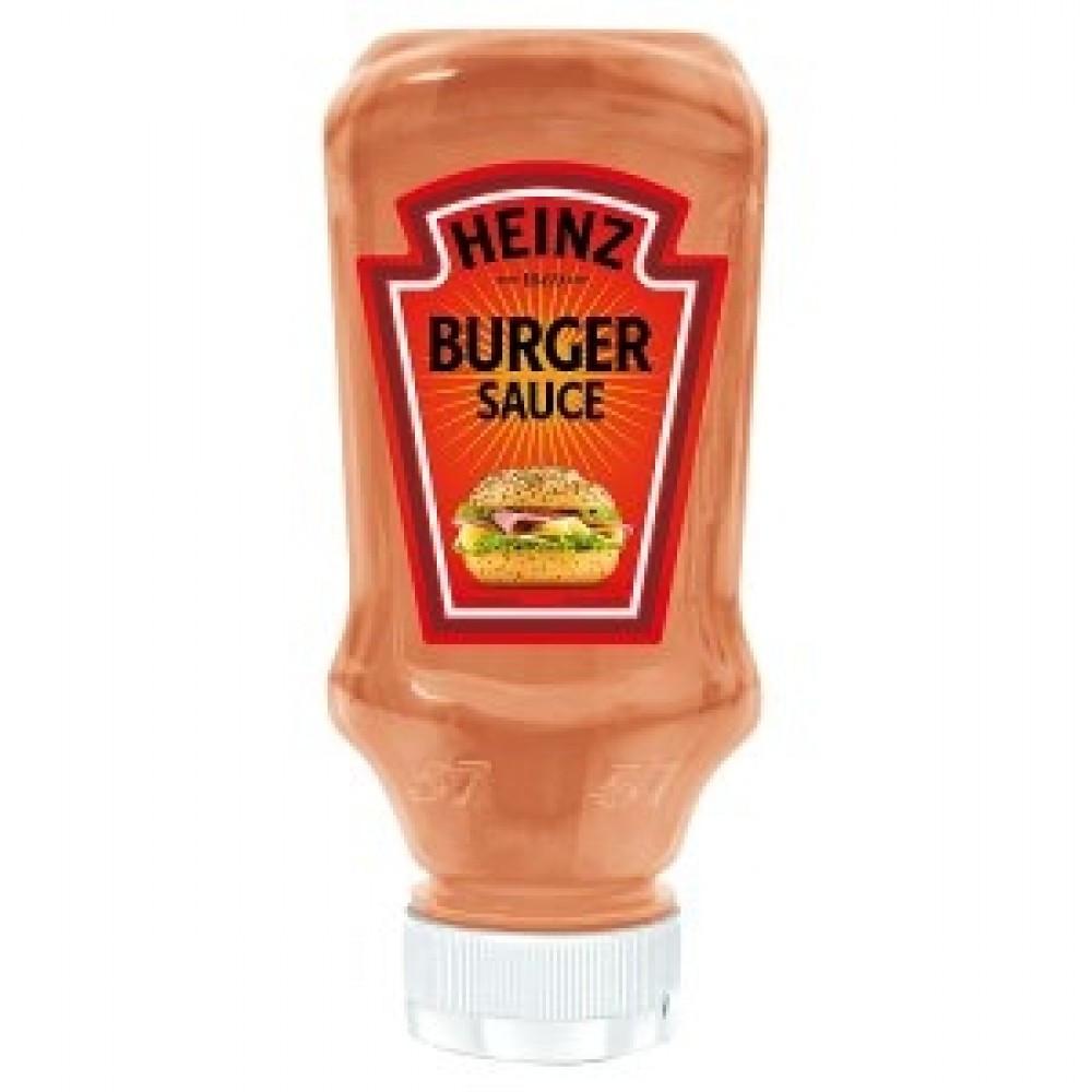 Соус Heinz Burger Sauce 220 мл