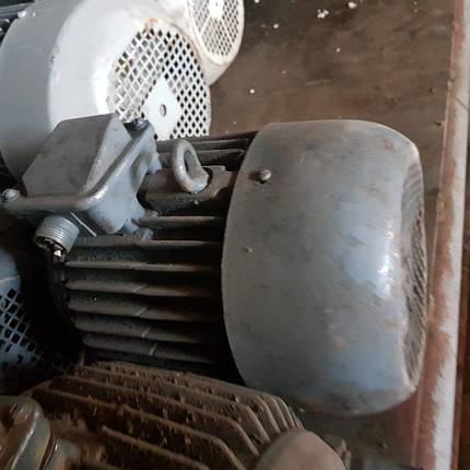 Электродвигатель Ам 3квт на 1500 об/мин, фото 2