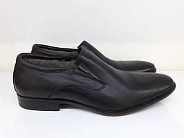 Туфли Etor 10784-3615 44 черные