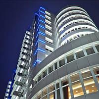 Освещение фасадов зданий. Светодиодное освещение. Уличное Освещение