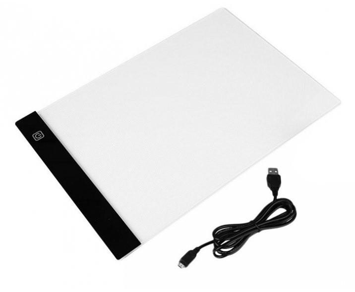 Планшет для рисования с подсветкой Manturinni А4, фото 1