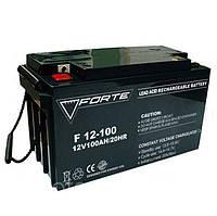 Аккумулятор Forte AGM F12-100G(СВИНЦОВО-КИСЛОТНЫЙ)