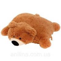 Игрушка подушка Мишка 55 см