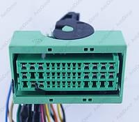 Разъем электрический 42-х контактный (55-33) б/у