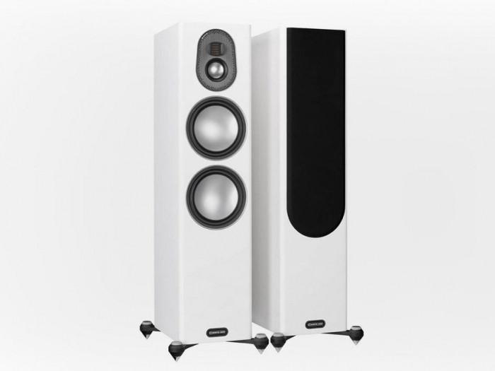 MONITOR AUDIO GOLD 300: аудиофильская напольная акустика