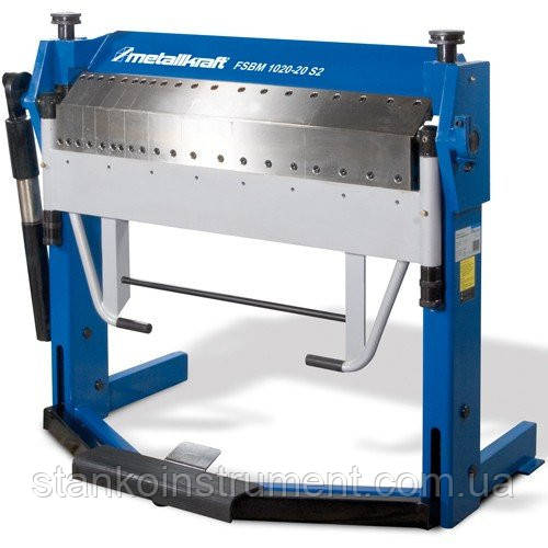 METALLKRAFT FSBM 1270-20 E Згинальна сегментна машина