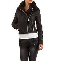 Куртка с ЭКОкожей женская в Украине. Сравнить цены 572932879cc88