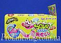 Кислая жевательная резинка - лента JOHNY BEE® Crazy Roll SOUR, фото 2