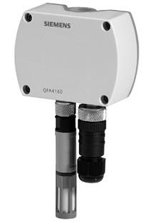 Совмещенный датчик температуры и влажности Siemens QFA4171