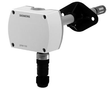 Совмещенный датчик температуры и влажности Siemens QFM4171