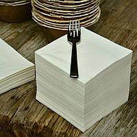 Салфетки бумажные 100 шт 23х23 Гелио Систем