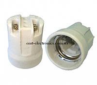 Патрон керамический Е27