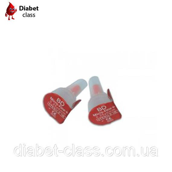 Иглы для шприц-ручек BD Micro Fine 6 mm 1 шт.