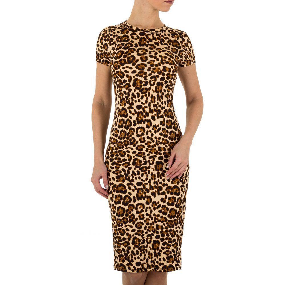 Женское платье, размер S - Лев - KL-JW648-leo S