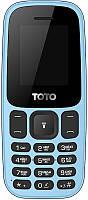 Мобильный телефон TOTO A2 Blue