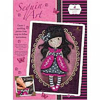 Набор для творчества Sequin Art GORJUSS Gorjuss Ladybird New (SA1614)