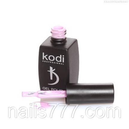 Гель лак Kodi  №60LC, светло-лавандовый, фото 2