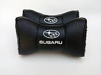Підголовник (подушка) SUBARU BLACK