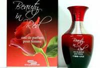 Женская туалетная вода beauty in red 100 ml