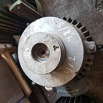 Электродвигатель двухскоростной 4.7/5.5 кВт 1500/3000об/мин ао лаповый, фото 3