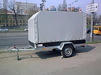Прицеп для легкового автомобиля - Сантей 750-111