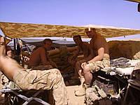 Армейский тент-баша DDPM/сахара. Великобритания, оригинал.