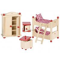 Игровой набор Goki Мебель для детской комнаты (51953G)