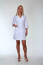 Медицинский халат 2190 (батист)