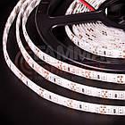 Светодиодная лента SMD 2835 (120 LED/м), красный, IP65, 12В - бобины от 5 метров, фото 3