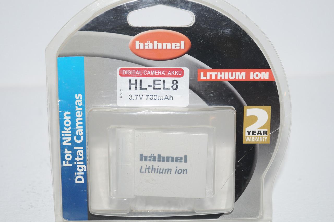 Аккумулятор Hahnel HL-EL8