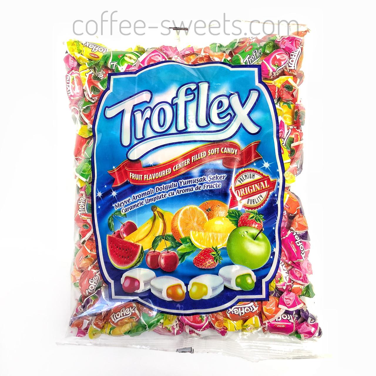 Жевательные конфеты Troflex Mix 1Kg